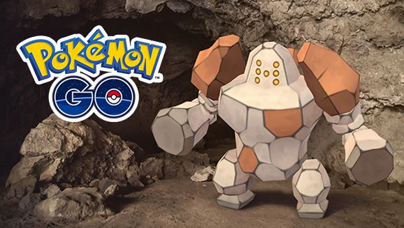 Tips to Roll Over Regirock in Raids!