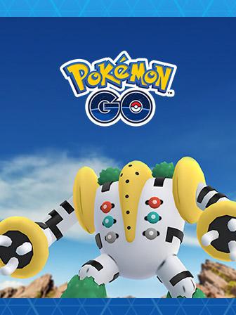 Pokémon GO Raid Battle Strategy: Regigigas