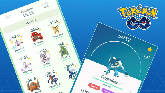 Playing with Tags in Pokémon GO