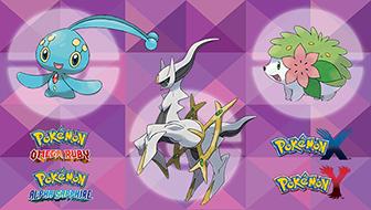 Mythical Pokémon Distribution Round-Up, Part 2!