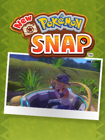 Top Tips for New Pokémon Snap