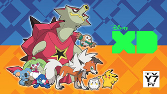 Watch Pokémon the Series: Sun & Moon—Ultra Adventures on Disney XD!