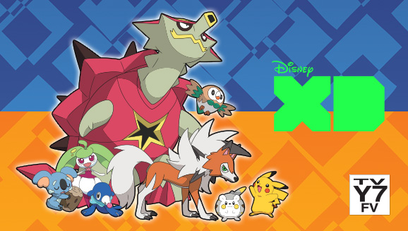 Watch <em>Pokémon the Series: Sun & Moon—Ultra Adventures</em> on Disney XD!
