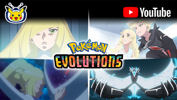 Watch Episode 2 of Pokémon Evolutions Now