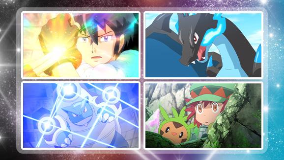 Watch <em>Pokémon: Mega Evolution Special I</em>!