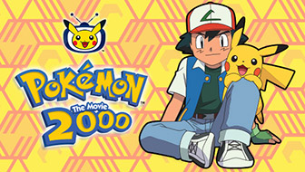 Pokémon the Movie 2000 on Pokémon TV