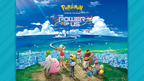 Purchase Tickets Now for <em>Pokémon the Movie: The Power of Us</em>