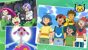 Take the Advanced Challenge on Pokémon TV