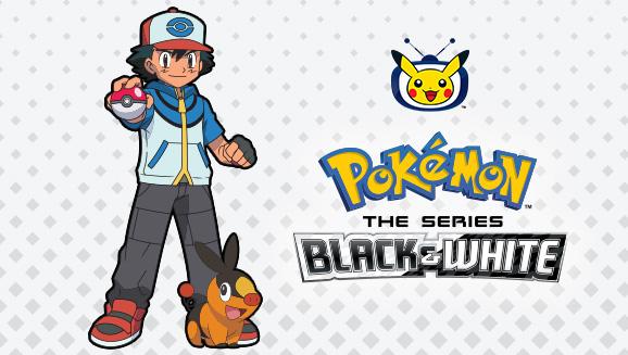 Ash's Unova Journey Continues on Pokémon TV