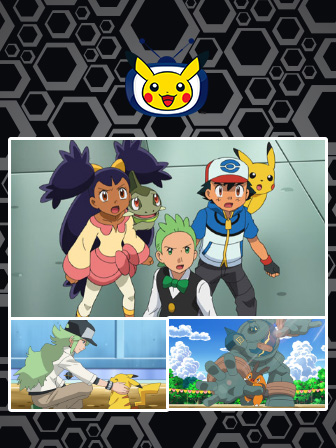 Challenge the Unova League on Pokémon TV