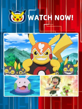 Watch Ash's Kalos Quest on Pokémon TV