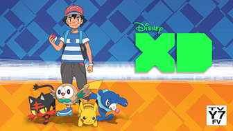 Watch Pokémon the Series: Sun & Moon on Disney XD!