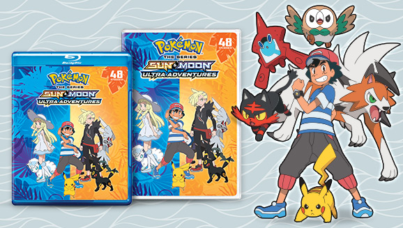 Pokémon the Series Season 21 Comes Home