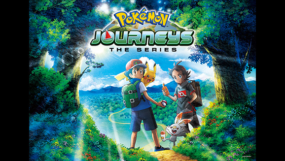 Pokémon Journeys: The Series Coming to Netflix