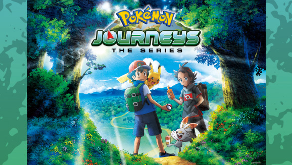 Catch Up with the Events of Pokémon Journeys: The Series