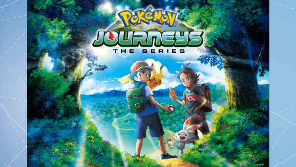<em>Pokémon Journeys: The Series</em> Arrives on Netflix