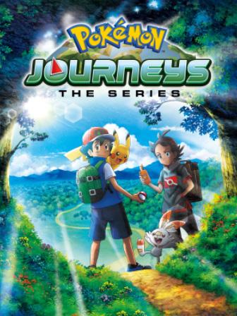 Pokémon Journeys: The Series Arrives on Netflix