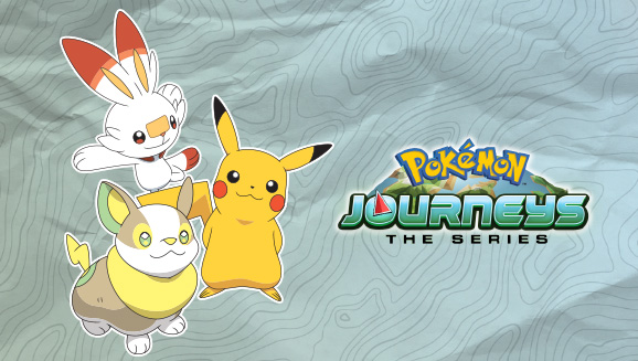 Journey Forward with Pokémon Journeys on Netflix