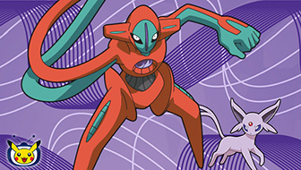 See Espeon and Deoxys on Pokémon TV