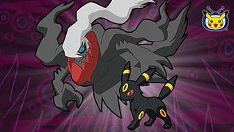 Umbreon and Darkrai Dominate Pokémon TV