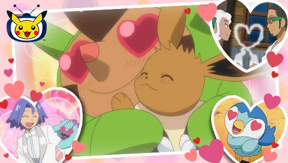 Finding Love on Pokémon TV
