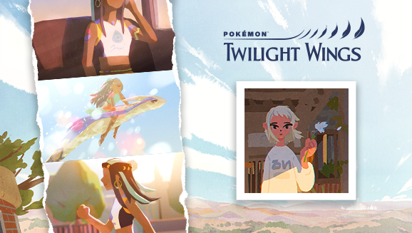 Creating the Art of Pokémon: Twilight Wings