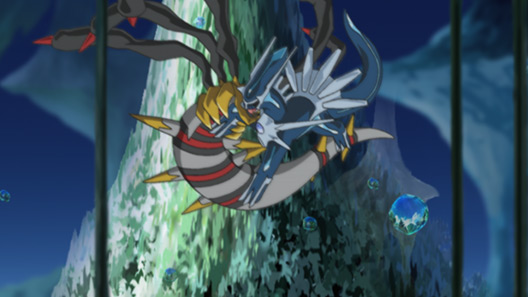Pokémon – Der Film: Giratina und der Himmelsritter