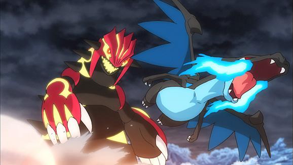 Episodio speciale III della miniserie Pokémon Megaevoluzione