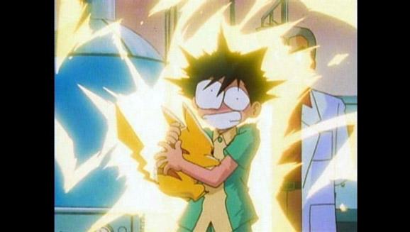 Pokémon - Le départ