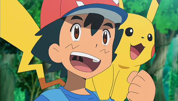 Say Alola to New Adventures on Pokémon TV