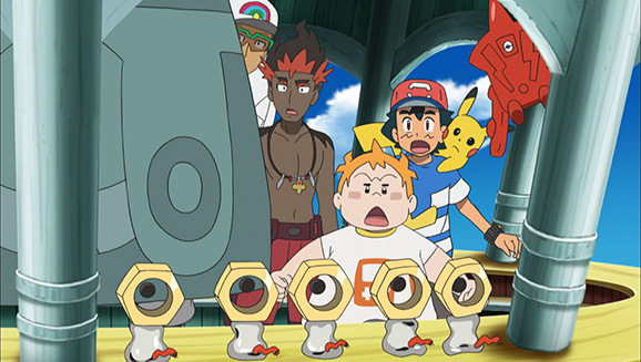 Segui gli ultimissimi episodi sulla nuova versione di TV Pokémon!