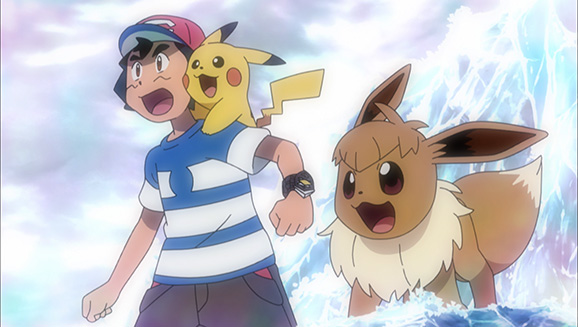 Catch the latest episodes on the upgraded Pokémon TV!