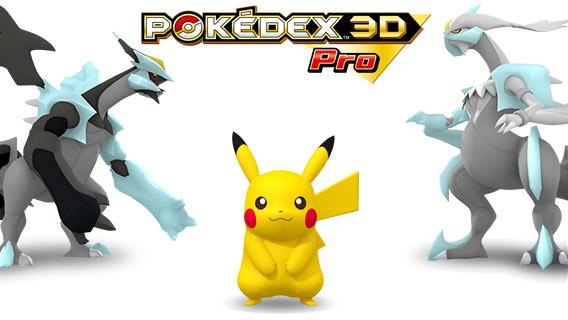 Pokedex 3D Pro App