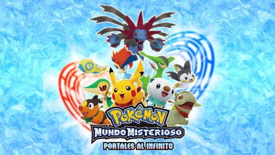 Pokemon Mundo Misterioso : Portales Al Infinito (español)