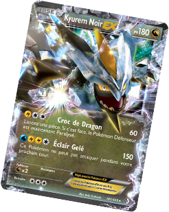 Un maximum de 300 pv images frompo - Carte pokemon kyurem blanc ex ...