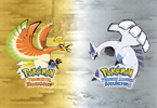 Version Or HeartGold et Version Argent SoulSilver (fond d'écran 1)