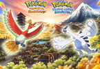 Version Or HeartGold et Version Argent SoulSilver (fond d'écran 2)