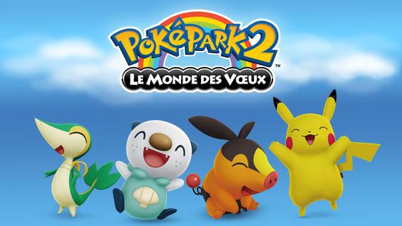 PokéPark2: le Monde des Vœux