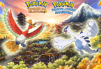 Pokémon HeartGold and SoulSilver Version Sfondo 2