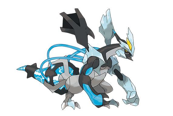 Pok mon versione nera 2 e pok mon versione bianca 2 - Pokemon kyurem noir ...