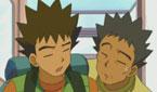 La famiglia di Brock