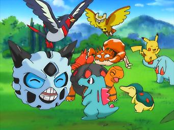 Ash'in tüm pokemonları