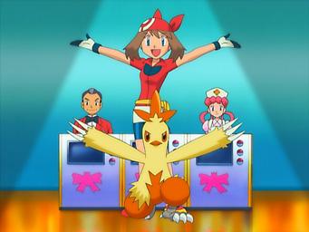 Pokemon 8. Sezon 46. Bölüm Türkçe İzle