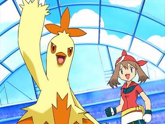 Pokemon season 9 episode 35
