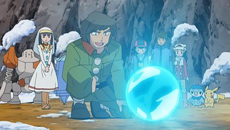 Pokemon saison 12 rencontre au sommet