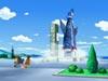 The Fleeing Tower of Sunyshore!