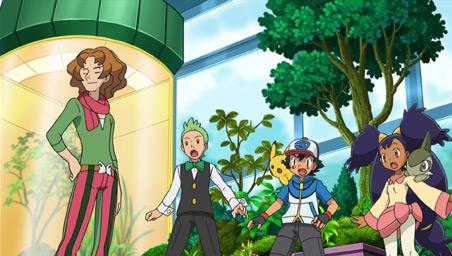 Pokemon Black And White Ash Pokemons Pokémon Black And White is