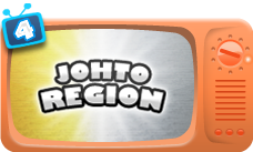 The Johto Region