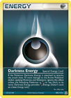 Darkness Energy
