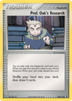 Prof. Oak's Research